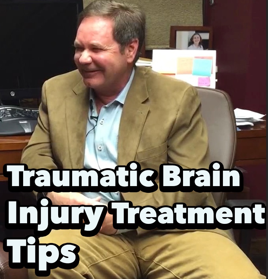 Fred Grover MD Shares Traumatic Brain Injury Treatment Tips