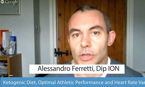 #103: Keto-Adapted Diets for Sports Performance w/ Alessandro Ferretti