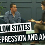#244: Depression & Anxiety Helped w/ Flow by Jan Venter, MD