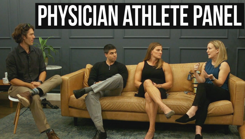 Physician Athlete Panel Discussion w/ Drs Drew Jamieson, Alana Shaw and Sara Kinnon