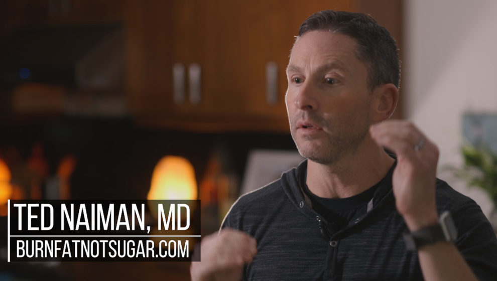 Ted Naiman, MD: How Insulin Slows Fat Burning
