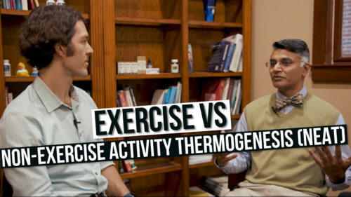 #239: Exercise and Physical Activity to Prevent Weight Gain w/ Krishna Doniparthi, MD