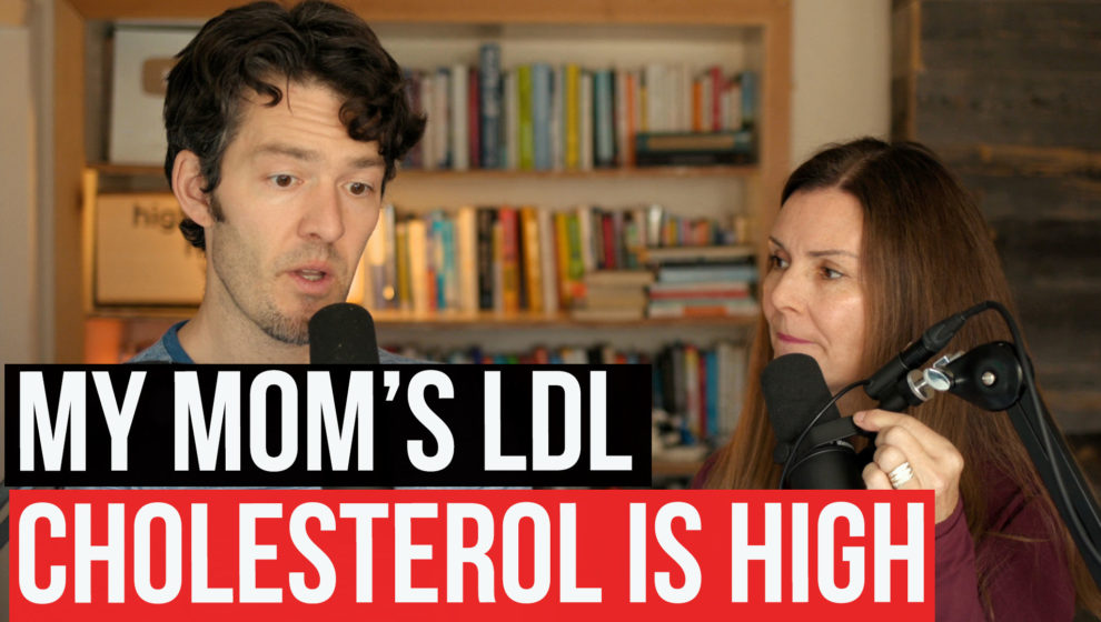 Mom's Lab Test Review: LDL, Insulin, Triglycerides & DHEA